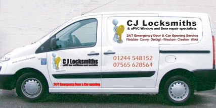 Emergency locksmith in Conway